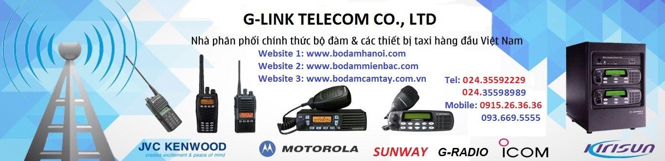 glink bán máy bộ đàm cầm tay giá rẻ tại hà nội - bodammienbac.com